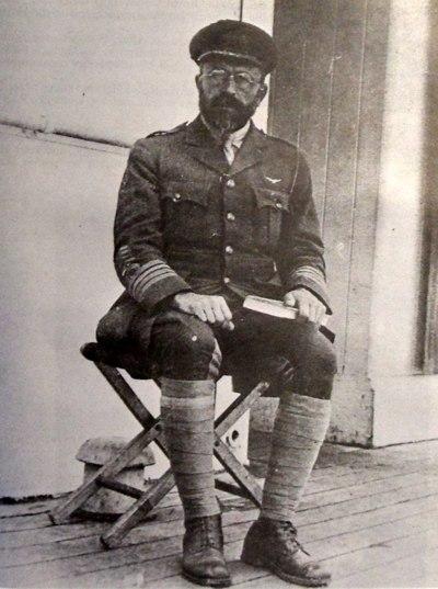 1921 JW ON THE GOURKO