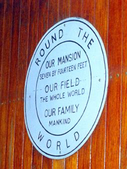 JOHN WESTON. Photo taken at he Winterton Museum, Kwazulu Natal, South Africa.